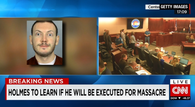 Inmate facing charges for alleged assault of Aurora theater shooter James Holmes