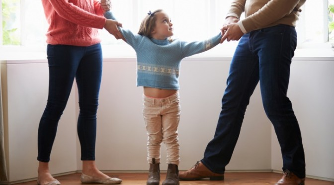 Family law: Re-focusing on the needs of the child