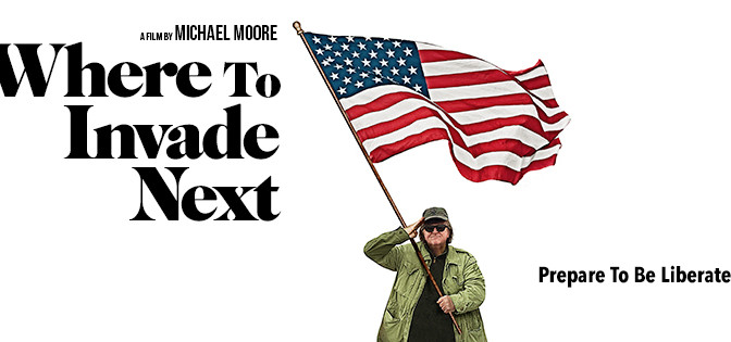 Where to Invade Next (trailer) – New Michael Moore Film
