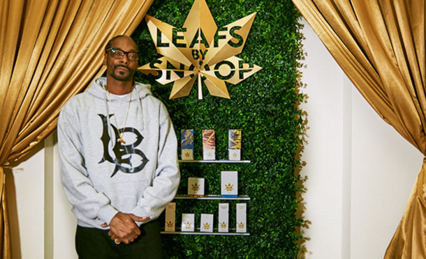 From Snoop Dogg to Willie Nelson, Pot Industry Tries to Build Brands