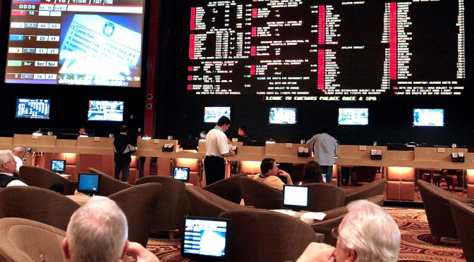 Is Sports Betting About To Become Legal Outside Of Nevada?