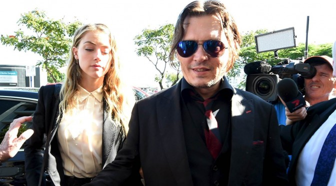 Depp's Wife Amber Heard Pleads Guilty in Australian Dog Smuggling Spat