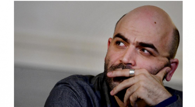 "Mafia Expert Roberto Saviano Denounces London As ""The Most Corrupt Place On Earth"""