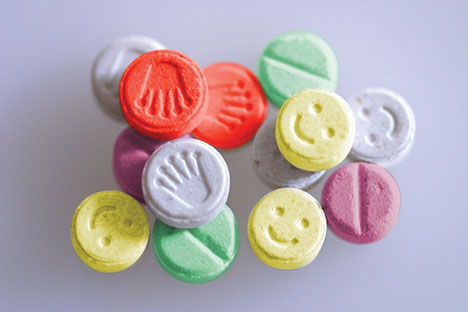 MDMA Ecstasy Possession Charges