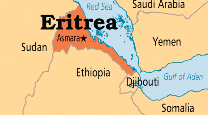 We need to send Eritrea to the International Criminal Court