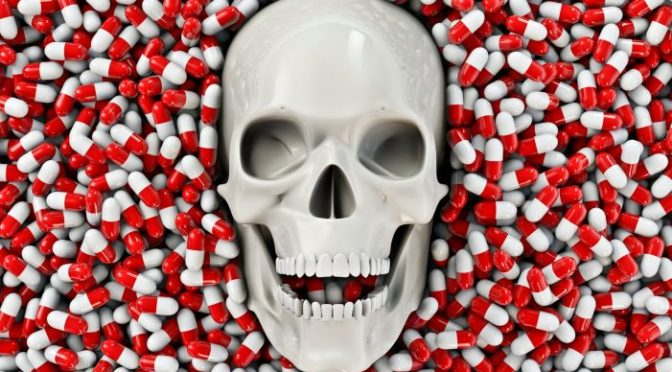 Big Pharma Promotes Legal Drug Addiction
