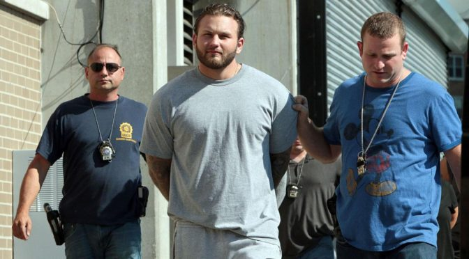 Drug arrest of John Gotti's grandson triggers cops to raid late mobster's Howard Beach home for the first time