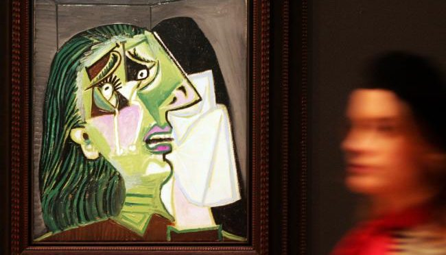 Picasso Weeping Woman painting theft: The great art heist that shocked Melbourne