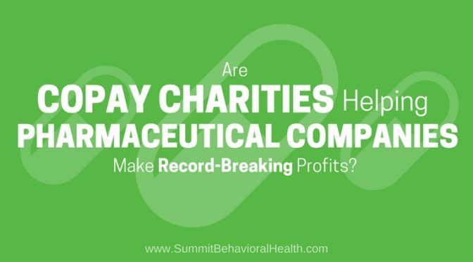 Has Charitable Giving Become A Profitable Form Of Investing For Pharmaceutical Companies?