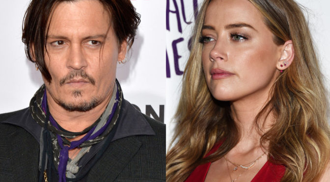 Amber Heard Drops Lawsuit Against Johnny Depp's Comedian Pal Doug Stanhope
