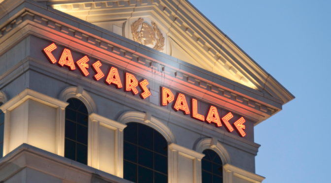 Caesars bankruptcy heads to showdown with U.S. watchdog
