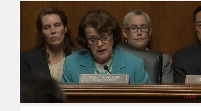 FBI Director James Comey Testifies Before The Senate | TIME