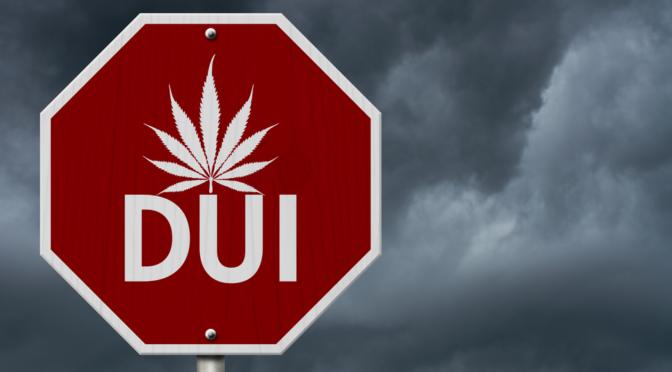 DUI Marijuana