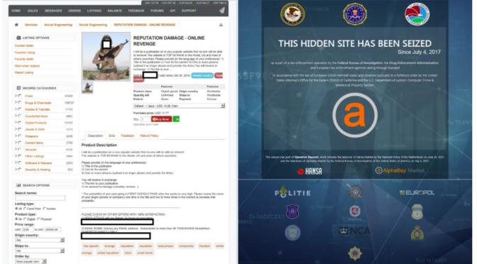 AlphaBay, Hansa Shut, but Drug Dealers Flock to Dark Web DreamMarket
