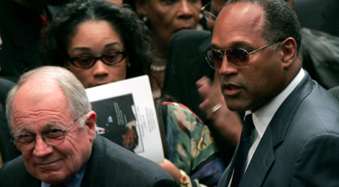 O.J. Simpson's Former Attorney F. Lee Bailey Gets Bad News About His SAG-AFTRA Pensions