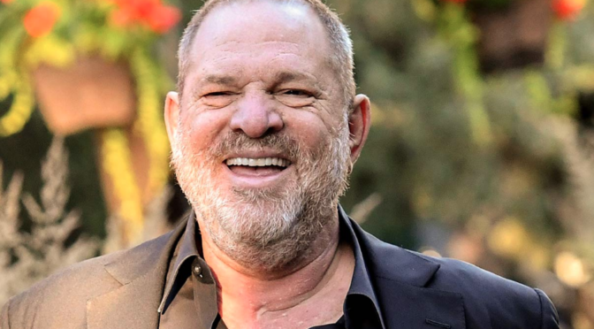 Rumored Harvey Weinstein Hollywood Sighting Freaks out Celebrities