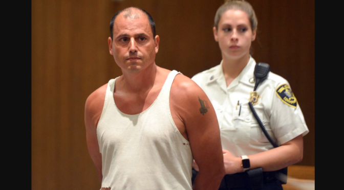 Former Mafia killer Anthony Arillotta denies assault charge; accused of throwing lemonade carton at relative