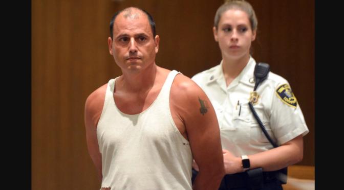Former Mafia killer Anthony Arillotta denies assault charge; accused of throwing lemonade carton at relative