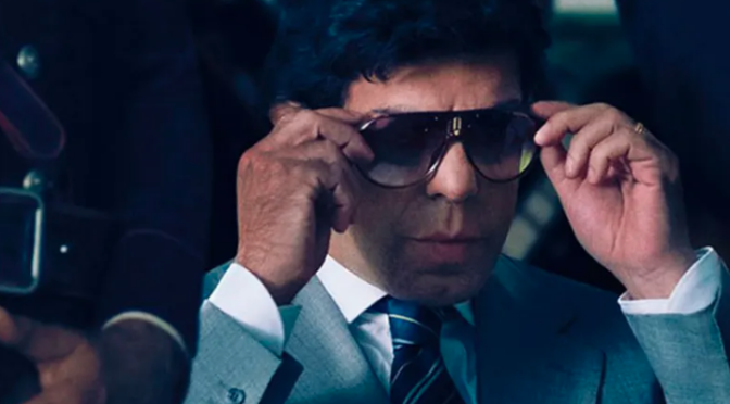 Why Italian cinema is starting to glamorize the mafia