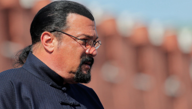 Under siege from the SEC, actor Steven Seagal finds he's not above the law