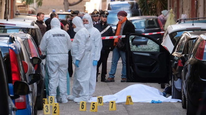 Brother of Palermo Mafia boss killed
