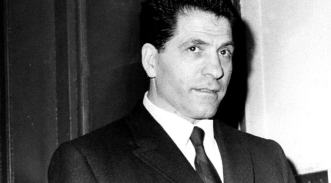 New York's Last Bigtime Mafia Boss, Gets Sendoff From His 'Spark Plug'