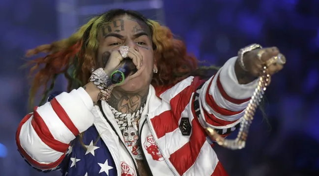 Rapper Tekashi 6ix9ine released early from prison due to coronavirus; Bill Cosby, R. Kelly, other celebs want out, too