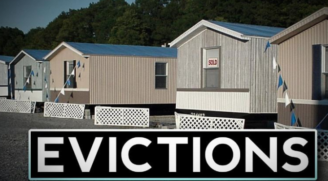 ACLU Wisconsin calling for temporary ban on evictions amid pandemic