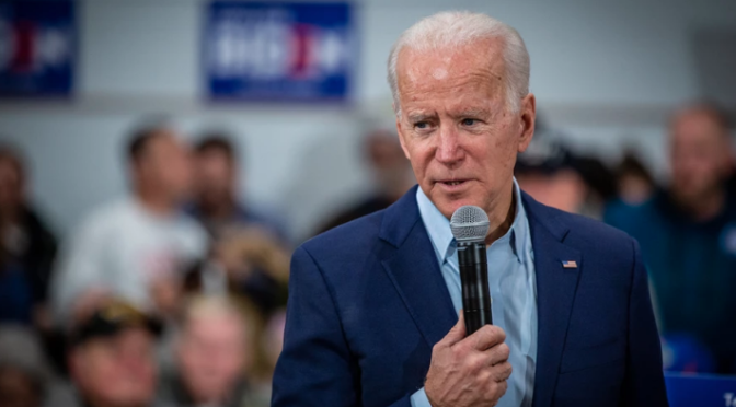 Biden Promised Criminal Justice Reform, But Still Hasn't Repealed One of Trump's Worst Policies