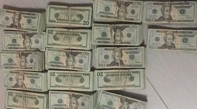 Chinese immigrant in money-laundering ring: Didn't know $24 million I picked up was from cartels