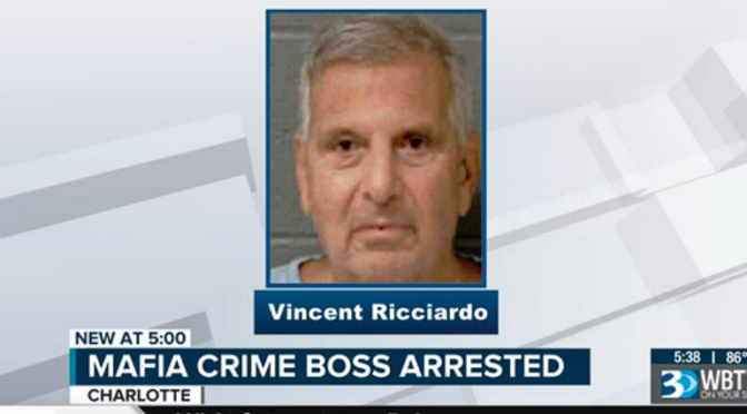 'I'll put him in the ground right in front of his wife and kids': Mafia crime boss arrested in Charlotte, authorities say